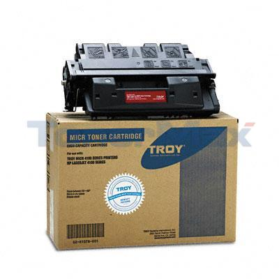 TROY 4100 MICR TONER CARTRIDGE 7K